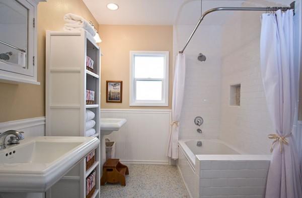 Traditional Bathroom by One Week Bath