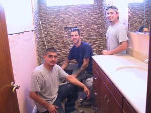 One Week Bath Crew | Los Angeles Bathroom Remodel