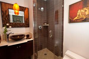 Los Angeles Bathroom Remodel | Office Bathroom