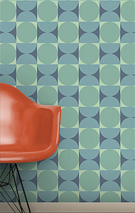 Modern Design | The Mod Generation 1960's Wallpaper