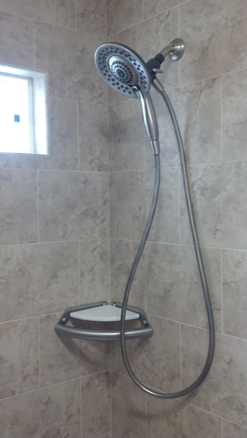Delta Faucet | Delta In2ition 2-in-1 Showerhead