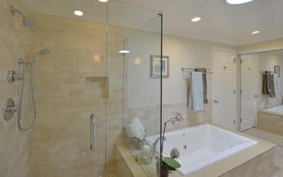 Bathroom Remodel Spotlight: K. and A.