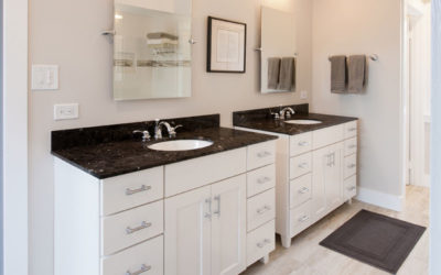 1920s Pasadena Bungalow Gets Updated with a Modern Master Bath