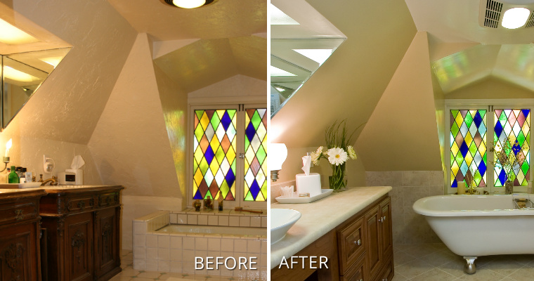 Vintage-Bathroom-Remodel-Before-After-Entry
