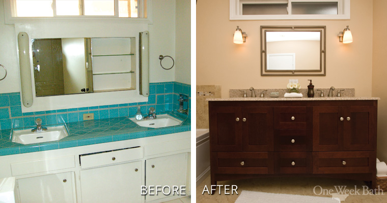 contemporary-bathroom-before-after-vanities