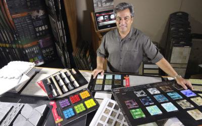 """Larchmont Chronicle: """"One Week Bath Makes Custom Remodeling Easy"""""""