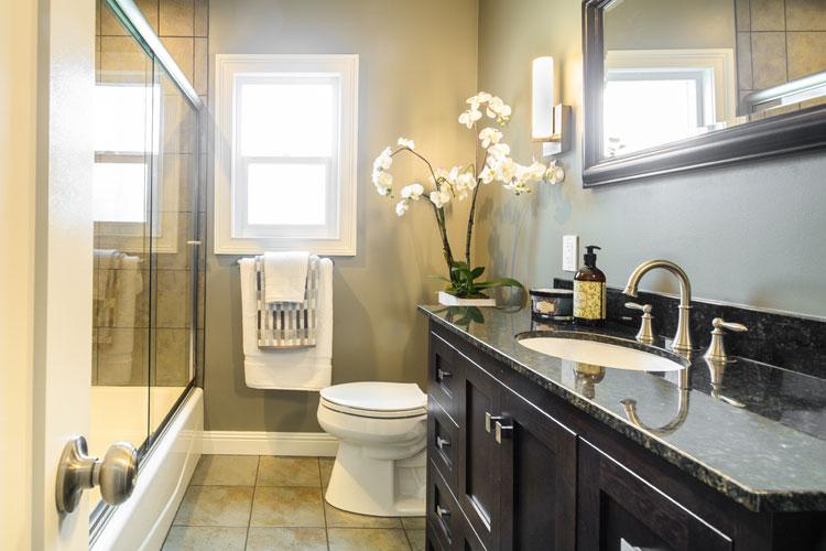 Bathroom Remodel Spotlight: YoYo Jacobs
