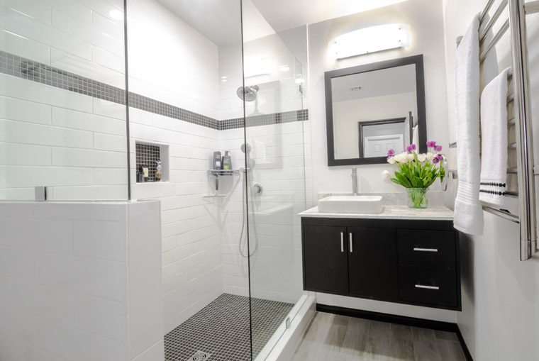 floating-vanity-wall-mounted-black-white-room-modern-bathroom-design
