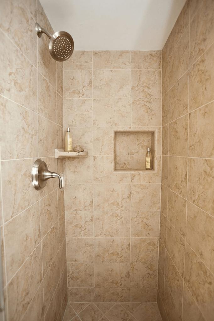 tubless shower