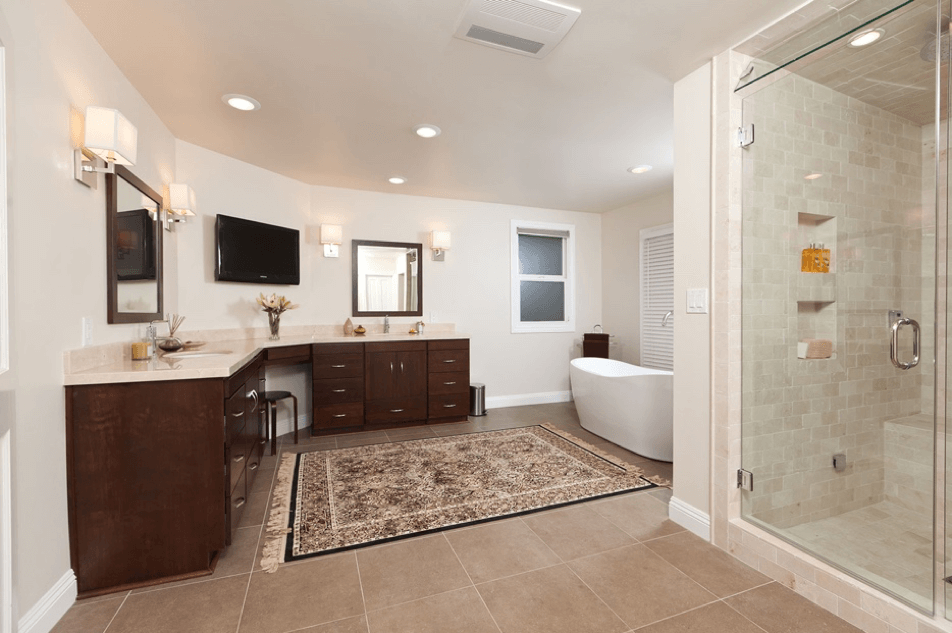 Bathroom Lighting Options - One Week Bath