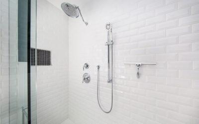 Shower Head Set Up