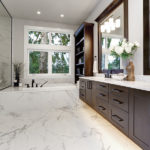 darkwood luxury bathroom