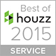 Best of Houzz 2015 - Client Satisfaction