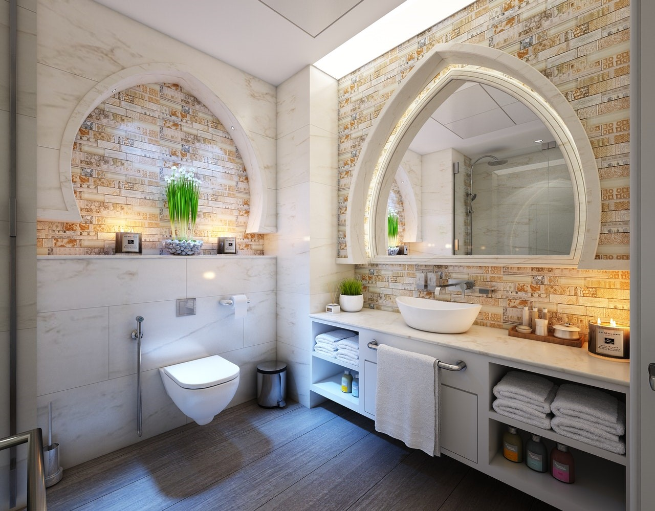 How to Equip the Perfect Bathroom According to Your Lifestyle